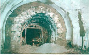  طرح تعویض و بهسازی تونل کندوان محور جاده کرج – چالوس
