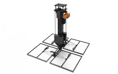  ربات الکتروکمانیکال آکوستیک سقف سالنهای نمایش